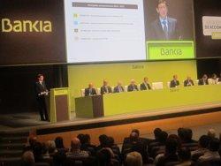 Foto: Bankia veu