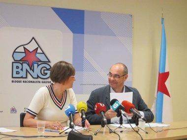 Foto: El BNG pide amparo al TC por el trato que le da el Parlamento gallego (EUROPA PRESS)