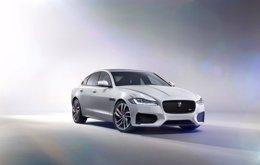Foto: Fira.- Jaguar escoge el Salón de Barcelona para presentar en primicia europea el nuevo XF (JAGUAR)