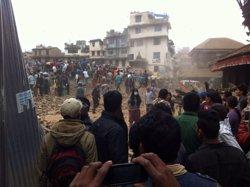 Foto: Nepal.- Calen mantes, tendes de campanya i roba d'hivern perquè alguns