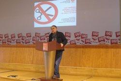 Foto: Àlvarez (UGT) diu que la Llei de Mútues tracta els treballadors malalts
