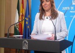 Foto: El debat d'investidura de Susana Díaz com a presidenta de la Junta es farà del 4 al 5 de maig (EUROPA PRESS/ARCHIVO)