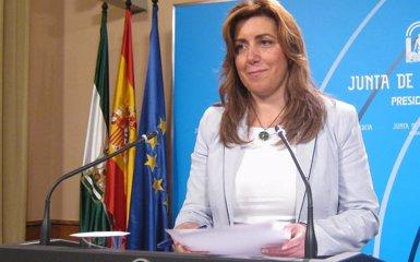 Foto: El debat d'investidura de Susana Díaz com a presidenta de la Junta es farà del 4 al 6 de maig (EUROPA PRESS/ARCHIVO)