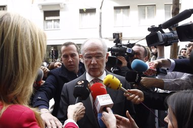 Foto: La URJC elaborará un informe para estudiar la retirada de doctor honoris causa a Rato (EUROPA PRESS)