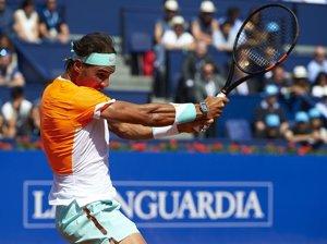 """Foto: Rafa Nadal: """"Djokovic és qui domina ara l'escenari"""" (BARCELONA OPEN BANC SABADELL)"""
