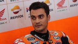 Foto: Dani Pedrosa confirma que no estarà a Jerez de la Frontera (REPSOL MEDIA SERVICE)