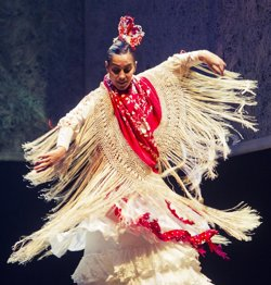 Foto: La Biennal de Flamenc de Sevilla, Premi Max a la Contribució a les Arts Escèniques (EUROPA PRESS/BFA)
