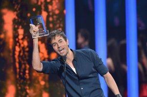 Foto: Enrique Iglesias se corona en los Billboard a la Música Latina (RODRIGO VARELA)