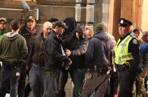 Foto: Ben Affleck se 'cuela' en el rodaje del Escuadrón Suicida (PACIFICCOASTNEWS)