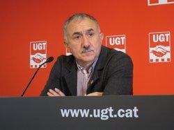 Foto: Álvarez (UGT):