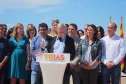 Foto: Trias reclama el 25% de la gestió del port i l'aeroport (EUROPA PRESS)