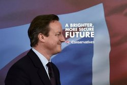 Foto: Cameron es presenta com a alternativa al