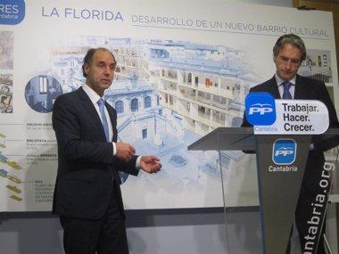 Foto: PP plantea para La Florida un entramado de casi 6.000 m2 dedicados a la cultura (EUROPA PRESS)