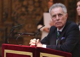 Foto: Fallece a los 77 años el histórico presentador Jesús Hermida (EUROPA PRESS)