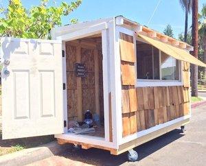 Tiny House - casas para los sin-techo