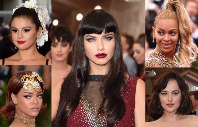 Foto: ¿Qué beauty look de la gala Met te gusta más? (GETTY)