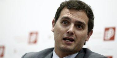 Foto: Albert Rivera no visitará Canarias durante la campaña electoral (EUROPA PRESS)