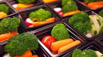 Comida saludable, verdura