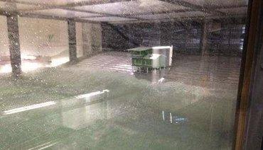 Foto: Construyen el simulador de huracanes más grande del mundo (UNIVERSIDAD DE MIAMI)