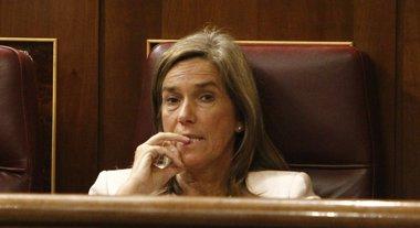 """Foto: Ana Mato tacha de """"sexista"""" a la Fiscalía del 'caso Gürtel' (EUROPA PRESS)"""