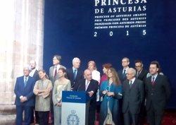 Foto: AMP.- Francis Ford Coppola guardonat amb el Premi Princesa d'Astúries de les Arts 2015 (EUROPA PRESS)