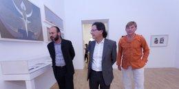 Foto: TEA acoge la exposición de pintura 'Wanja Surikov' (TONY CUADRADO)