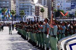 Foto: La Legión y la Armada de los EEUU participarán en el homenaje a Bernardo de Gálvez (EUROPA PRESS/MINISTERIO DE DEFENSA)