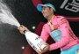Contador pierde la 'maglia rosa' tras una caída