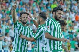 Foto: El Betis busca cantar el 'alirón' ante el Alcorcón (REAL BETIS BALOMPIÉ)