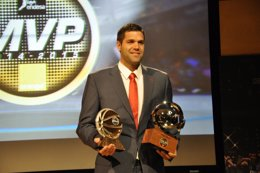 Foto: Reyes, MVP de la temporada regular (EUROPA PRESS)