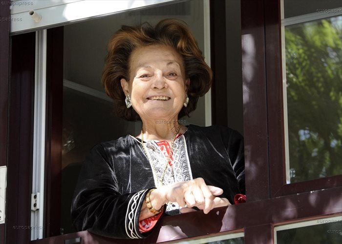 Foto ltimas fotos de carmen sevilla en 2012 chance - Carmen navarro en sevilla ...