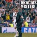 Foto: La plantilla del Real Madrid se despide de Ancelotti (TWITTER TONI KROOS)