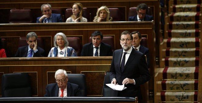 """Foto: Rajoy no descarta cambios y dice que irá tomando decisiones """"poco a poco"""" (EUROPA PRESS)"""