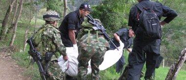 Foto: Confirman la muerte de otro delegado de las FARC que estuvo en La Habana (COLPRENSA)