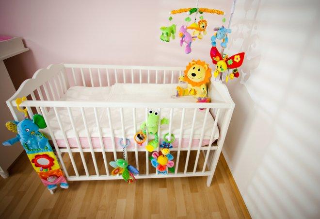 Los muebles indispensables para la habitaci n del beb - Muebles para la habitacion del bebe ...