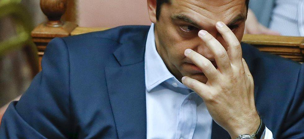 Tsipras defiende el 'no' en el referéndum para un mejor acuerdo para Grecia (ALKIS KONSTANTINIDIS / REUTER)