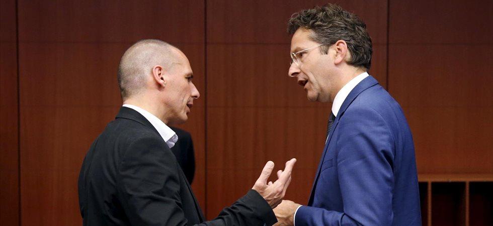 El Eurogrupo no negociará con Grecia hasta después del referéndum (REUTERS)