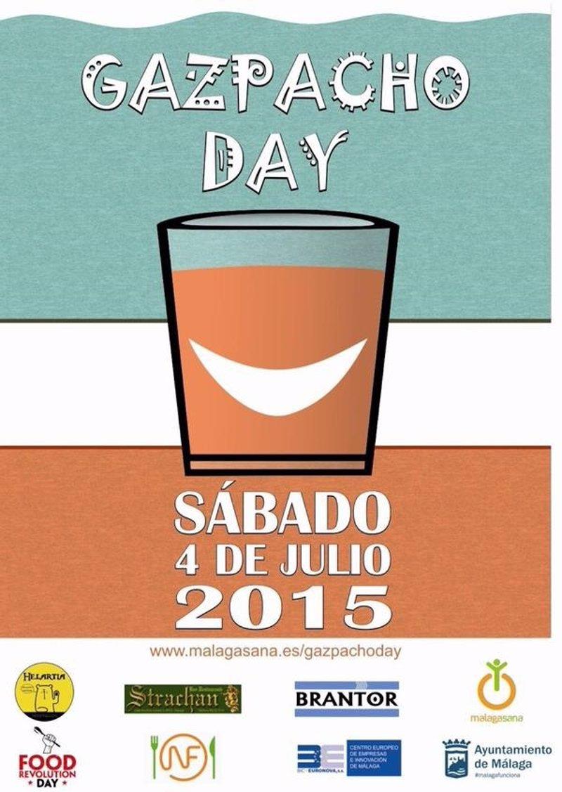 El Gazpacho Day promociona la alimentación sana
