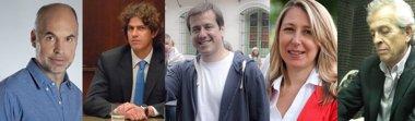 Foto: Elecciones de Buenos Aires: ¿quién es quién? (NOTIMÉRICA)
