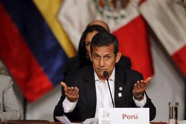 Foto: Humala destaca el impulso a las políticas sociales en Perú (ARCHIVO)