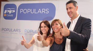 Foto: Albiol apela a los catalanes no independentistas que nunca han votado PP (PP)