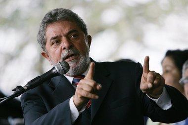 """Foto: Lula dice que """"si es necesario"""" será candidato en las presidenciales de 2018 (WIKIMEDIA)"""