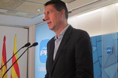 """Albiol (PP) diu que Mas usa Romeva per """"tapar la corrupció de CDC sota la seva faldilla"""" (EUROPA PRESS)"""