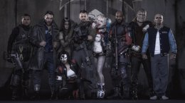 Foto: Suicide Squad: El Joker de Jared Leto, gran ausente de la foto de fin de rodaje (WARNER)