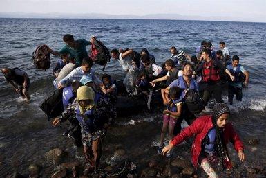 Els 28 discutiran la crisi de refugiats amb Turquia i els Balcans divendres i dissabte (ALKIS KONST