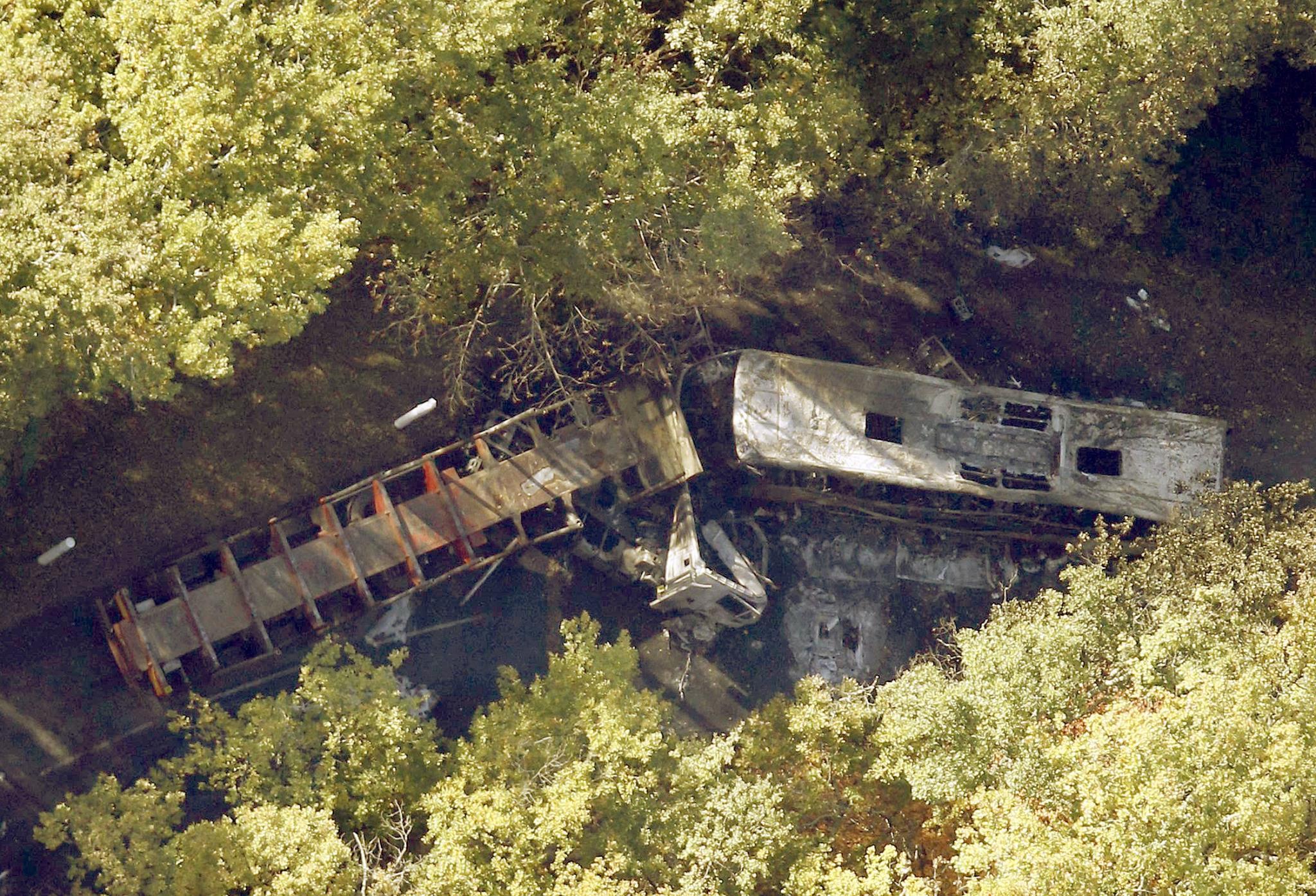 Car Accident Sandy Lake Pa