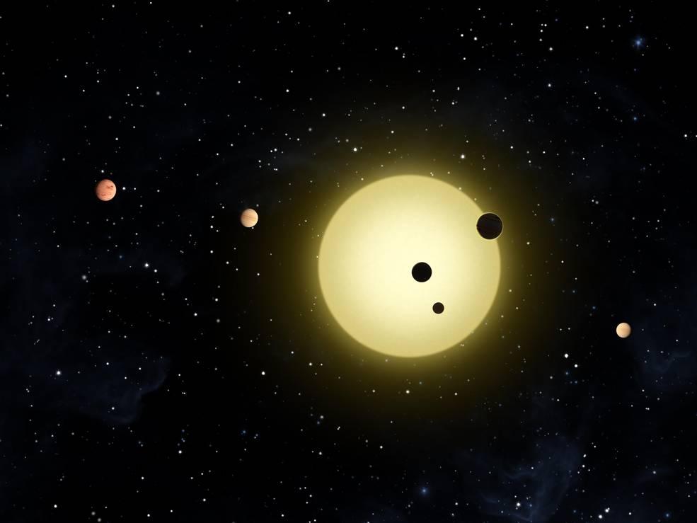 Cinco intrigantes mundos más allá del Sistema Solar - La Opinión de ...
