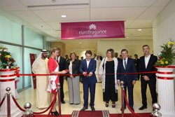 Eurofragance inaugura el seu centre creatiu de Dubai després d'invertir 2 milions (EUROFRAGANCE)