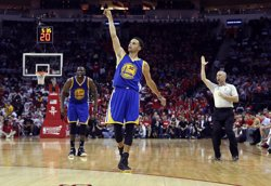 Golden State Warriors iguala el millor començament històric de l'NBA amb 15-0 (USA TODAY SPORTS / REUTERS)