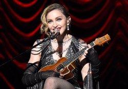 Madonna arriba al Palau Sant Jordi amb els seus únics concerts a Espanya aquest dimarts i dimecres (EUROPAPRESS)